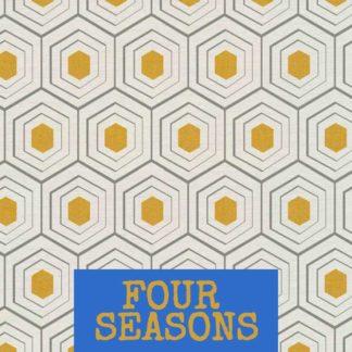 Papel Pintado Four Seasons hogarami