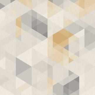 Papel Pintado Geometrico Triangulos Panorama 266-2530 en hogarami.es