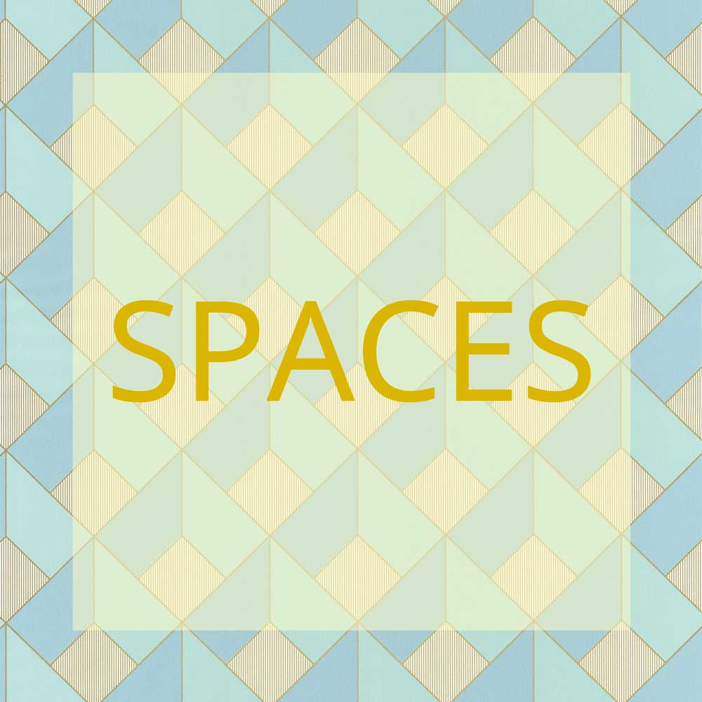 Papel Pintado Spaces en hogarami